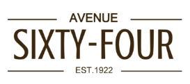 Avenue Sixty Four Logo